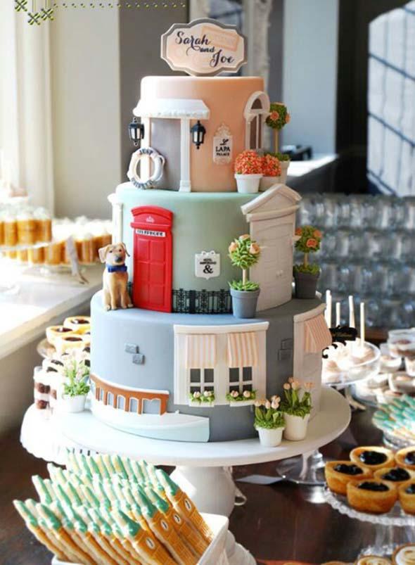 Wedding cakes 27