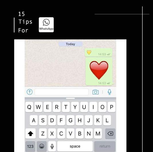 Tips And Tricks:關於Whatsapp,15個你可能不知道的隱藏性小功能 1