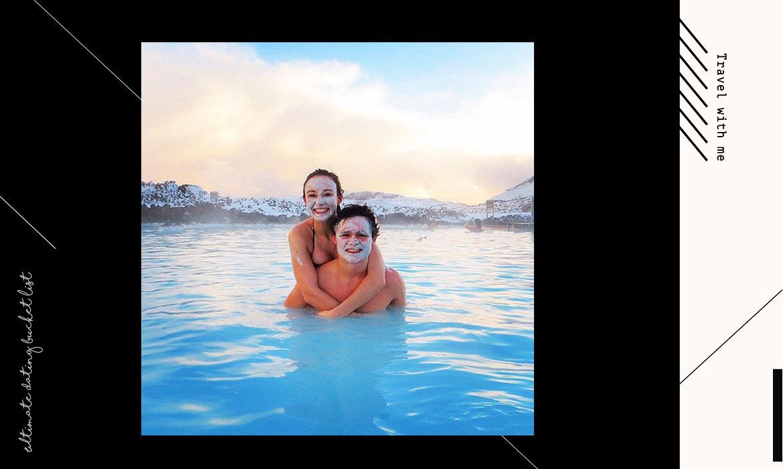 ultimate dating bucket list 2016年6月13日 約會,不僅僅是吃飯、逛街、看電影那麼簡單,希望 回過頭來,你們戀情的每一步都 有著最深刻的記憶?那麼請一定收藏好下面的這張約 會清單。去冰島的藍潟湖泡地熱 溫泉,在土耳其坐熱氣球升上高空說「我愛你」,一 起去泰國參加烹飪課邊學料理邊 憧憬未來,再飛去波多黎各在滿天星點的夜空下走過 熒光海灣,一場要.