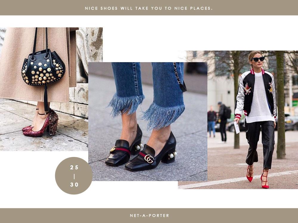 20、30、40的你,在對的時間裡,需要遇上的那雙對的鞋子 6