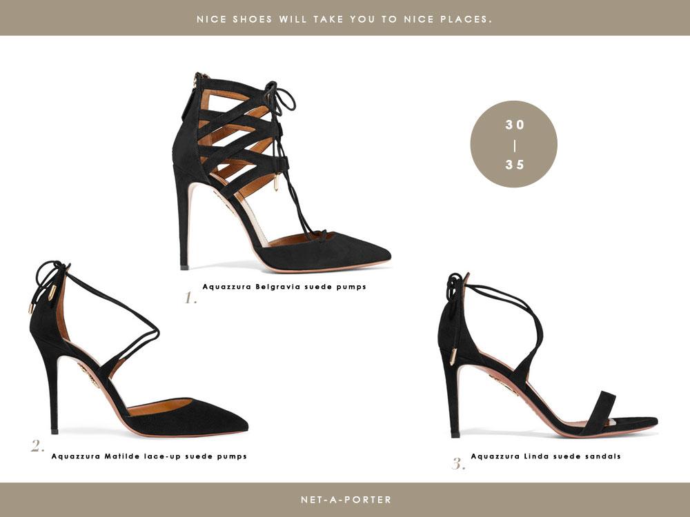 20、30、40的你,在對的時間裡,需要遇上的那雙對的鞋子 11