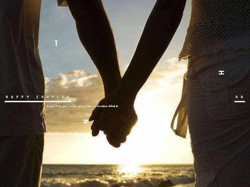 在愛情中的樣子:6個與戀人成為快樂伴侶的的練習 5