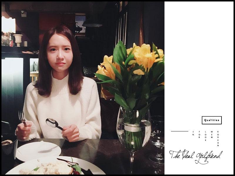 「好想跟這樣的女生在一起!」令韓國男生產生心動的7個迷人特質 1