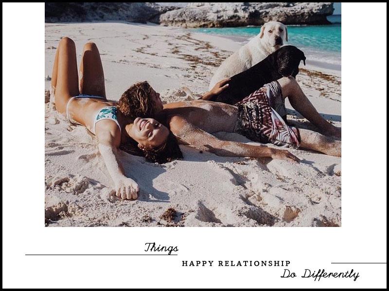 Happy Relationship:成為一對快樂情侶,關鍵其實就在這些小細節上 2