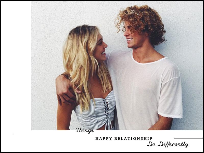 Happy Relationship:成為一對快樂情侶,關鍵其實就在這些小細節上 3