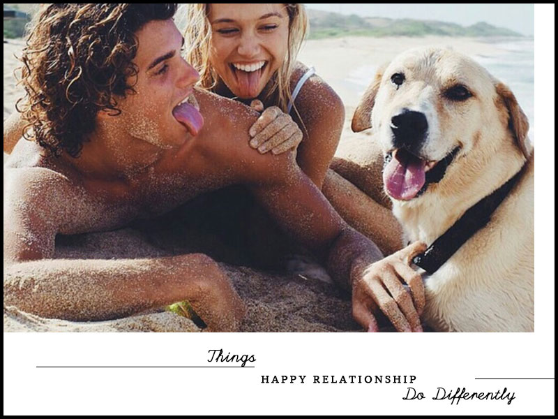 Happy Relationship:成為一對快樂情侶,關鍵其實就在這些小細節上 4