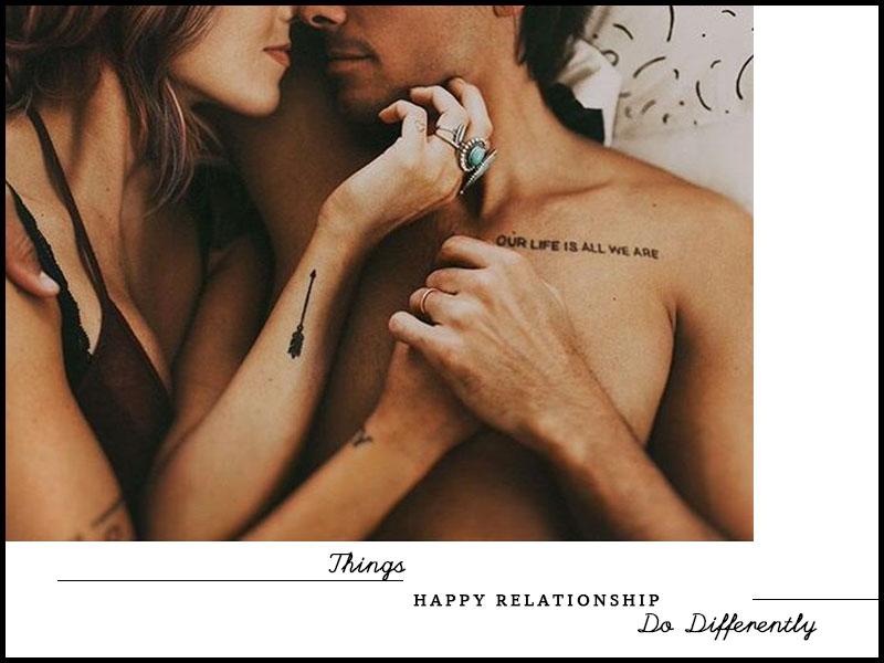 Happy Relationship:成為一對快樂情侶,關鍵其實就在這些小細節上 7