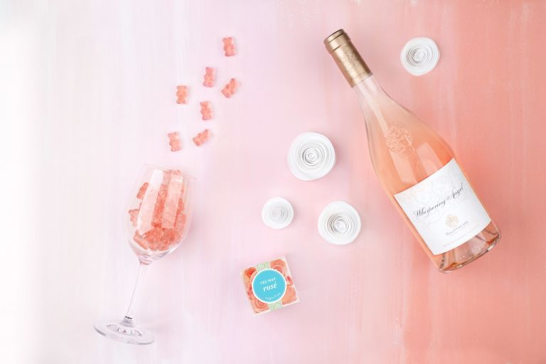 How to Make Rosé Gummy Bears at Home 15