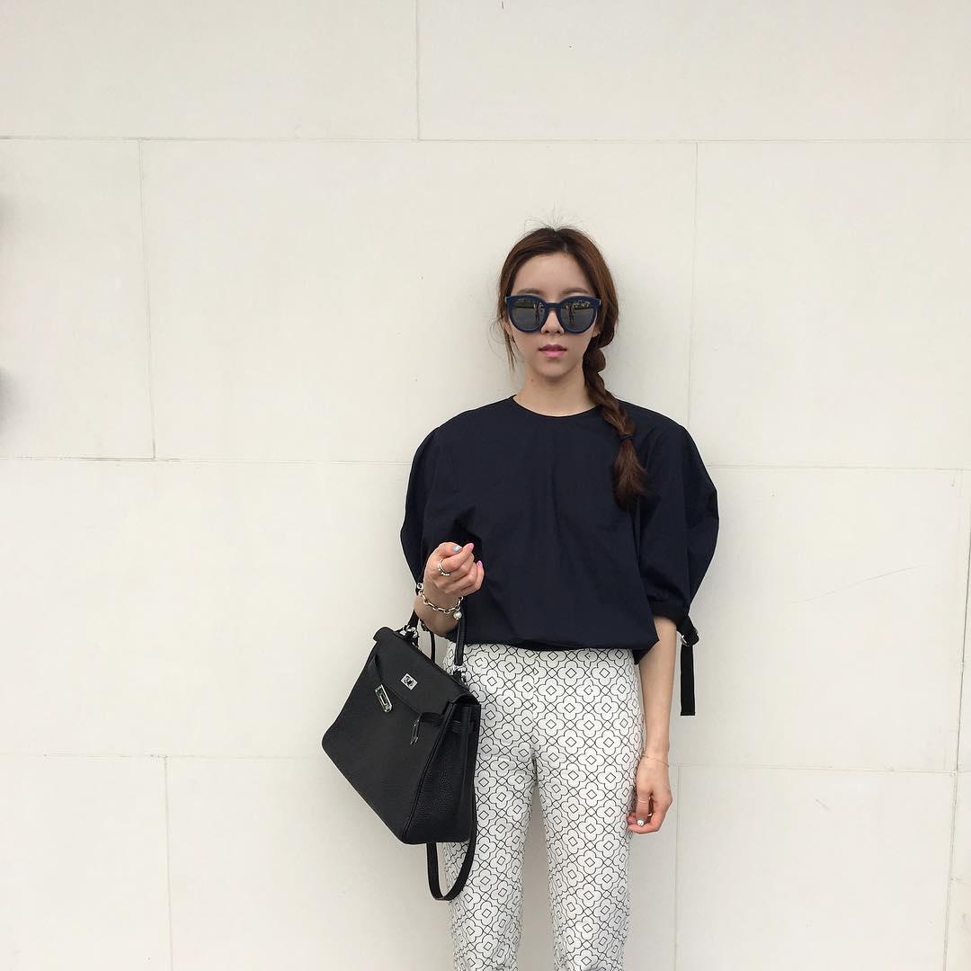 貼近韓國時髦女孩的私生活:從這三個女孩的 Instagram 帳號看韓妞的真實生活 50