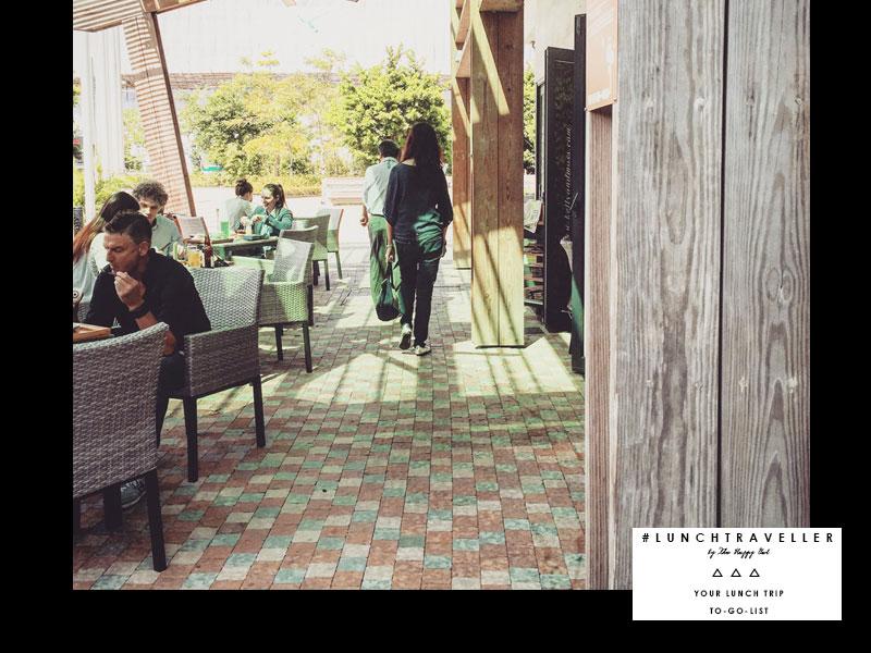 #lunchtraveller : 旅遊不一定要等假期,帶上同事一起去個午間旅行 — [ The Happy Owl 專欄 ] 8