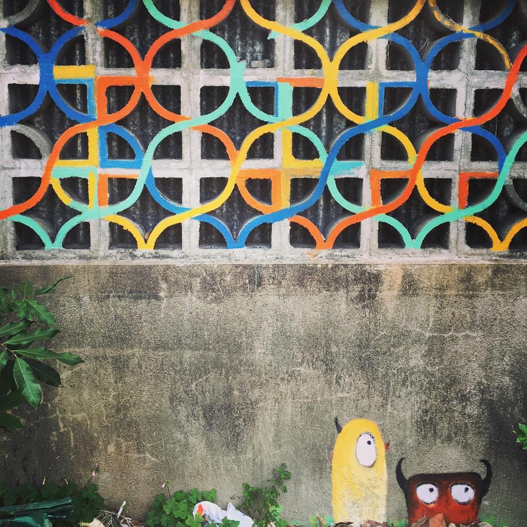 #本地週末遊:打卡呃LIKE,尋找香港鬧市中的塗鴉與插畫吧! 4