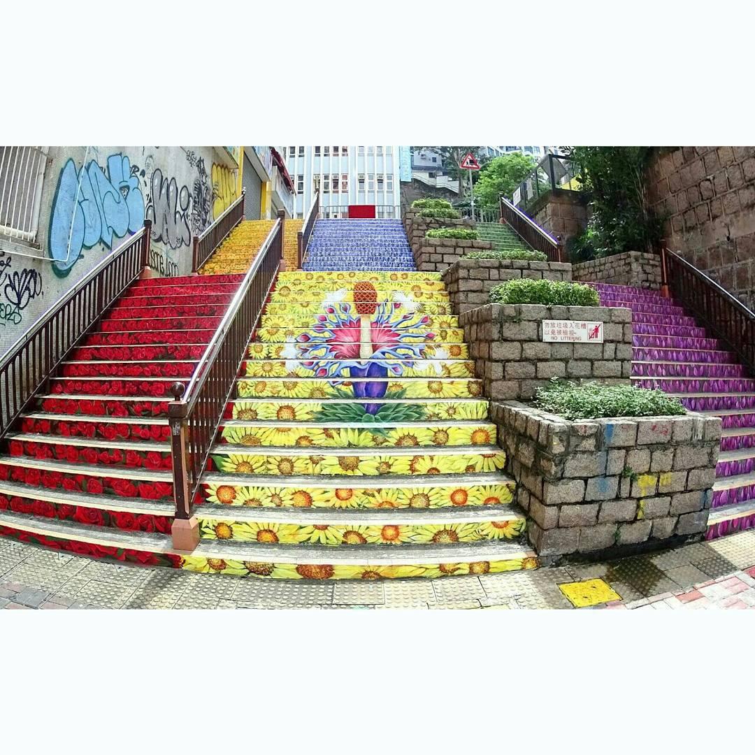 #本地週末遊:打卡呃LIKE,尋找香港鬧市中的塗鴉與插畫吧! 8