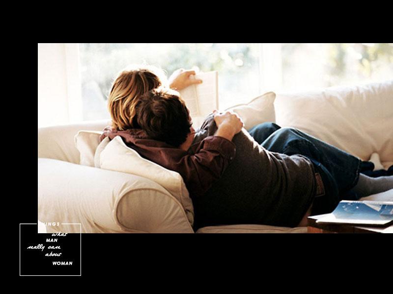 非關外貌:男人選擇伴侶時,所在意的6項特質 12