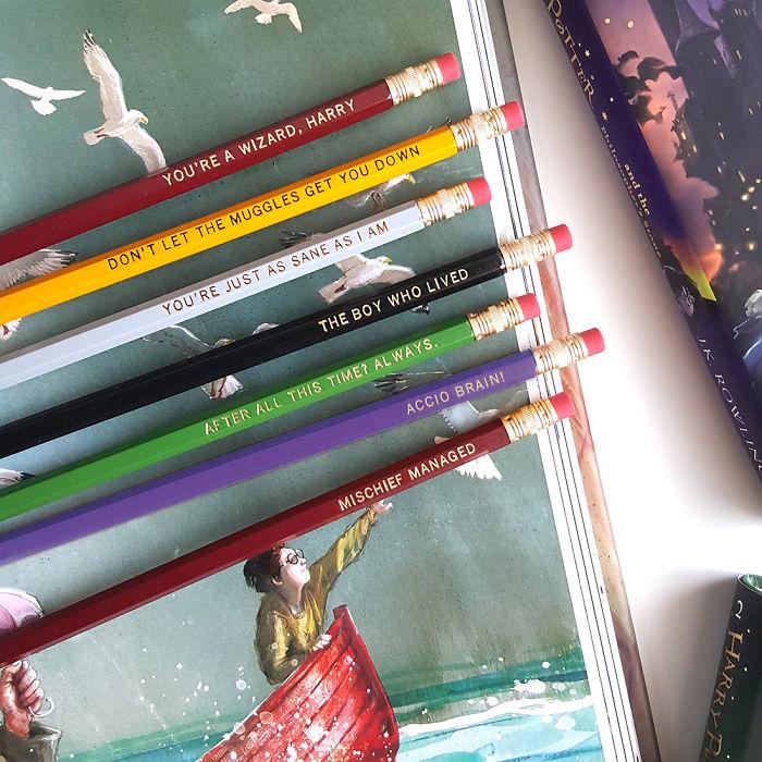 15 Harry Potter Gift Ideas For True Potterheads: 身為麻瓜世界的Harry迷,你一定也會喜歡這12樣充滿魔力的神奇小物 ‧ A Day Magazine
