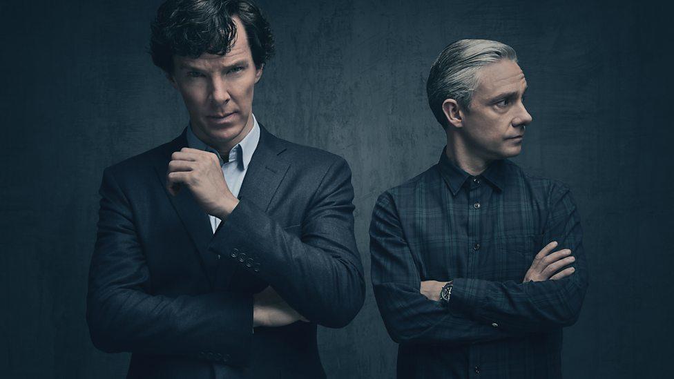 Do you miss me..? :《新世紀福爾摩斯》Sherlock 第四季即將回歸! 1