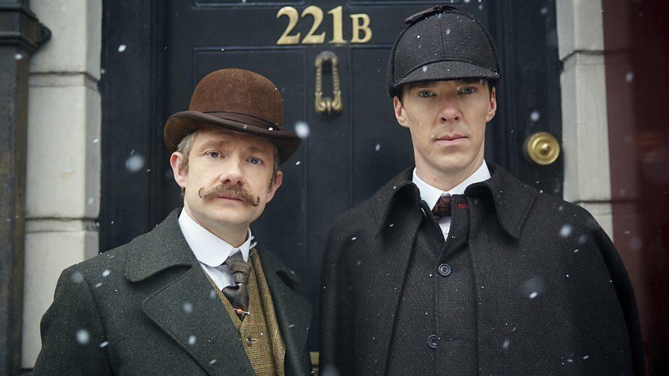 Do you miss me..? :《新世紀福爾摩斯》Sherlock 第四季即將回歸! 2