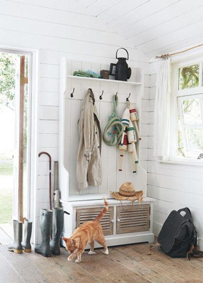別忘了家中的這個角落也很有功能:讓你一回到家就覺得好溫馨的「玄關設計」靈感