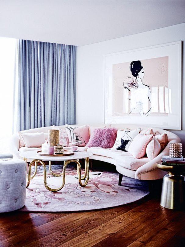 色彩權威 Pantone 公佈 2017 年趨勢,用來改造居家空間好美!