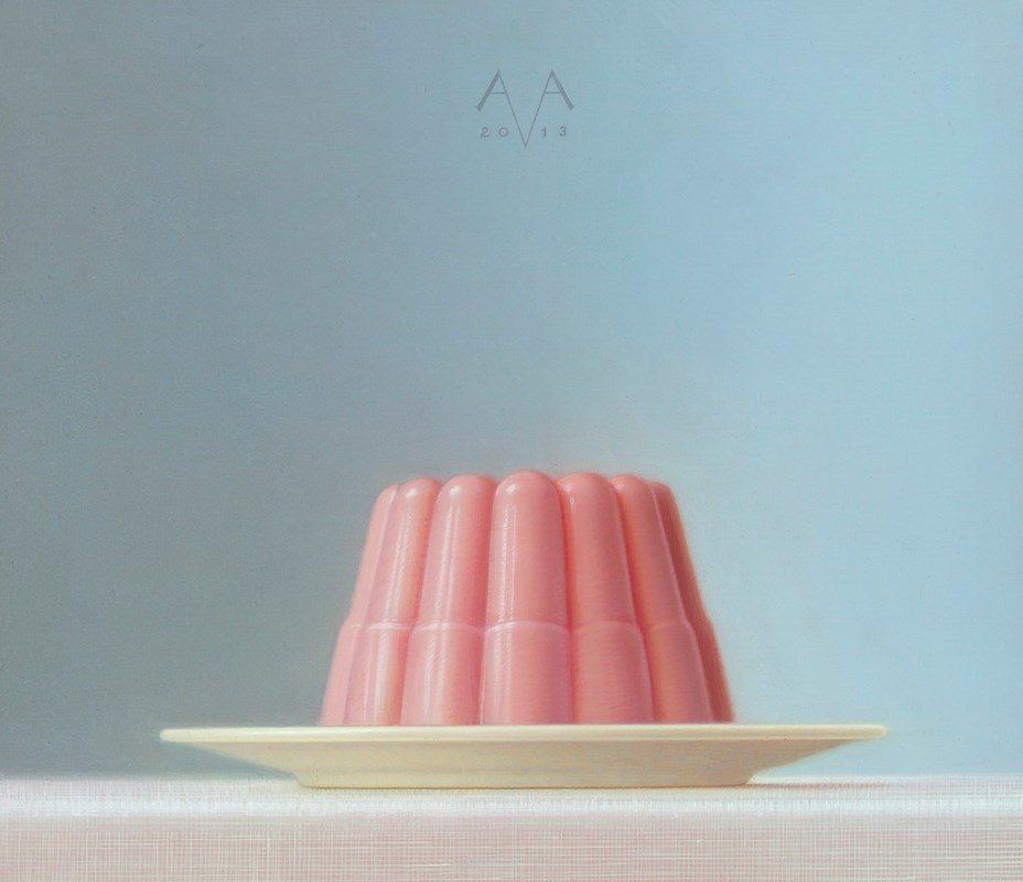 美到你會想一口咬下:食物的肖像畫讓果凍、火腿變夢幻