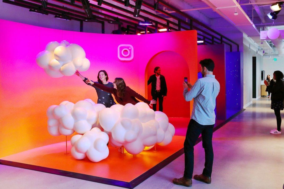 Instagram Got a New Office. It Looks Like Instagram 2