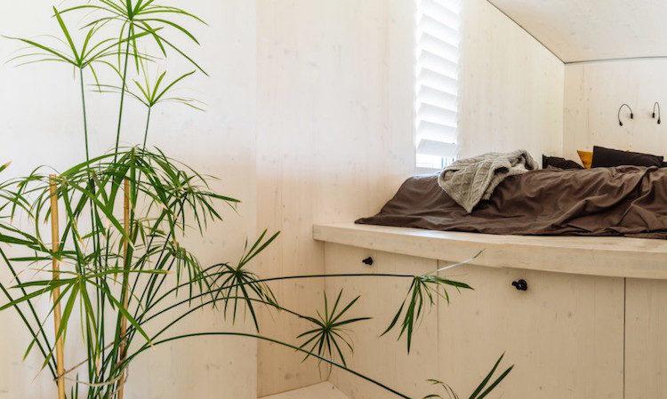 極致的自由:可輕鬆拆除移動的迷你房子讓你不再受到空間的限制 1