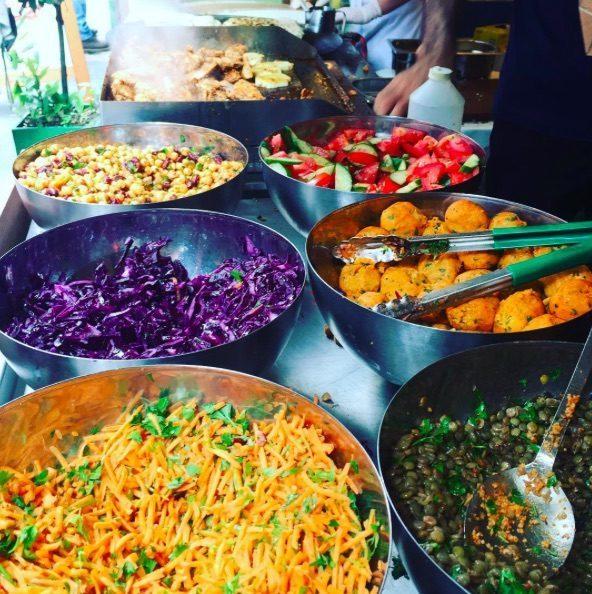 Markets in London:跟著倫敦人逛當地小市集,體驗當地人的週末日常