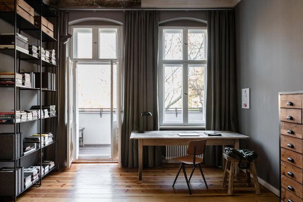 學習德國人嚴肅中的浪漫:這間 19 世紀的柏林公寓你一定也會一看就愛上
