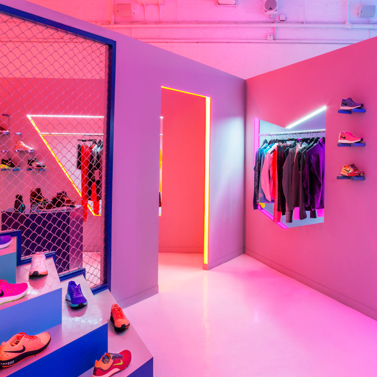 Pink Fever:從精品店到果汁店,10 個粉紅色室內設計打造充滿夢幻質感 9