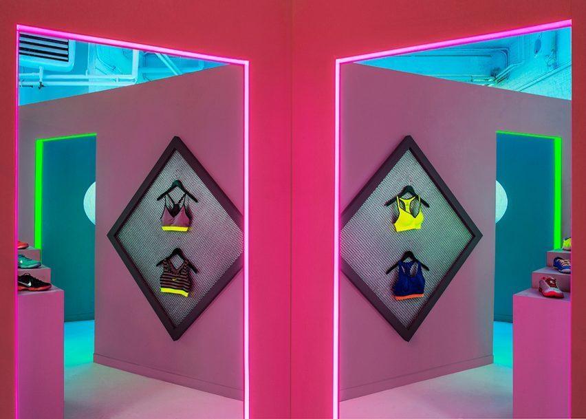 Pink Fever:從精品店到果汁店,10 個粉紅色室內設計打造充滿夢幻質感 10