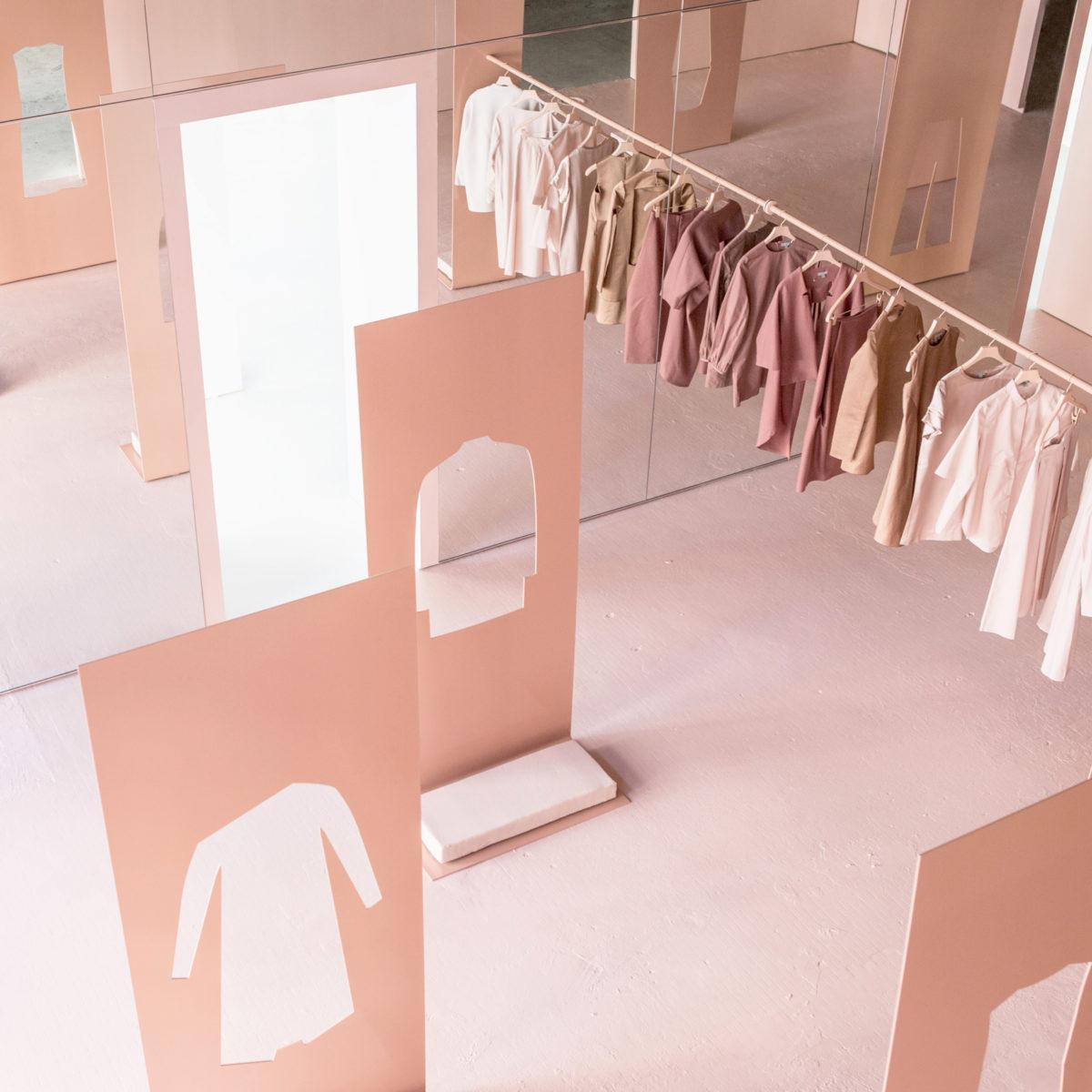 Pink Fever:從精品店到果汁店,10 個粉紅色室內設計打造充滿夢幻質感 11