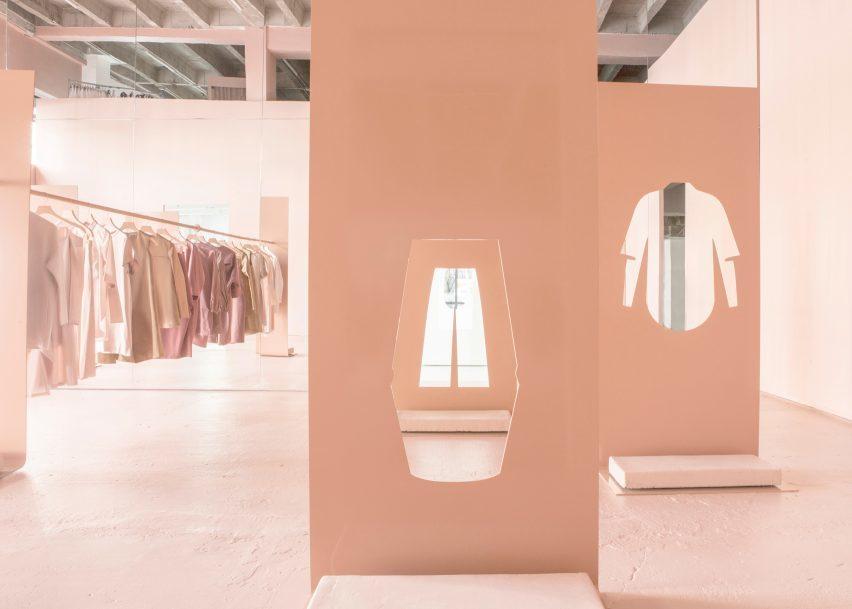 Pink Fever:從精品店到果汁店,10 個粉紅色室內設計打造充滿夢幻質感 12