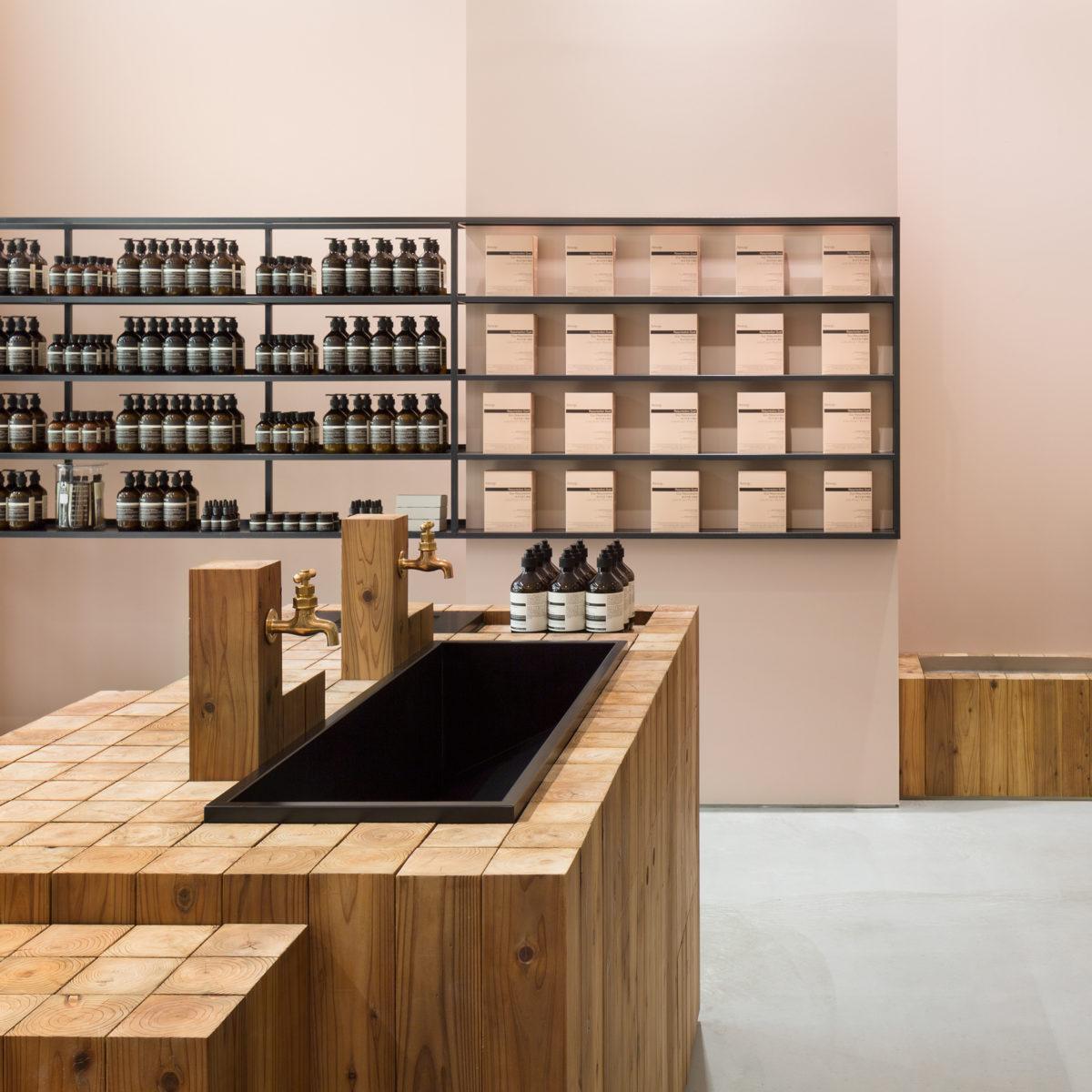 Pink Fever:從精品店到果汁店,10 個粉紅色室內設計打造充滿夢幻質感 15