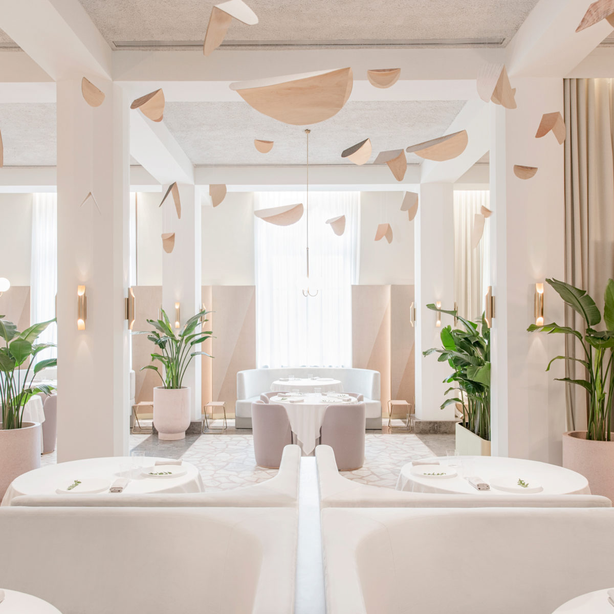 Pink Fever:從精品店到果汁店,10 個粉紅色室內設計打造充滿夢幻質感 16