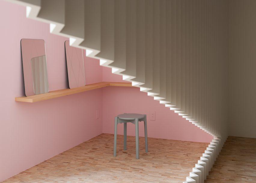 Pink Fever:從精品店到果汁店,10 個粉紅色室內設計打造充滿夢幻質感 19