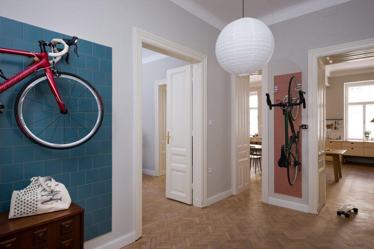 好想在這裡工作:以公寓改造而成的開放式粉色系工作室 1