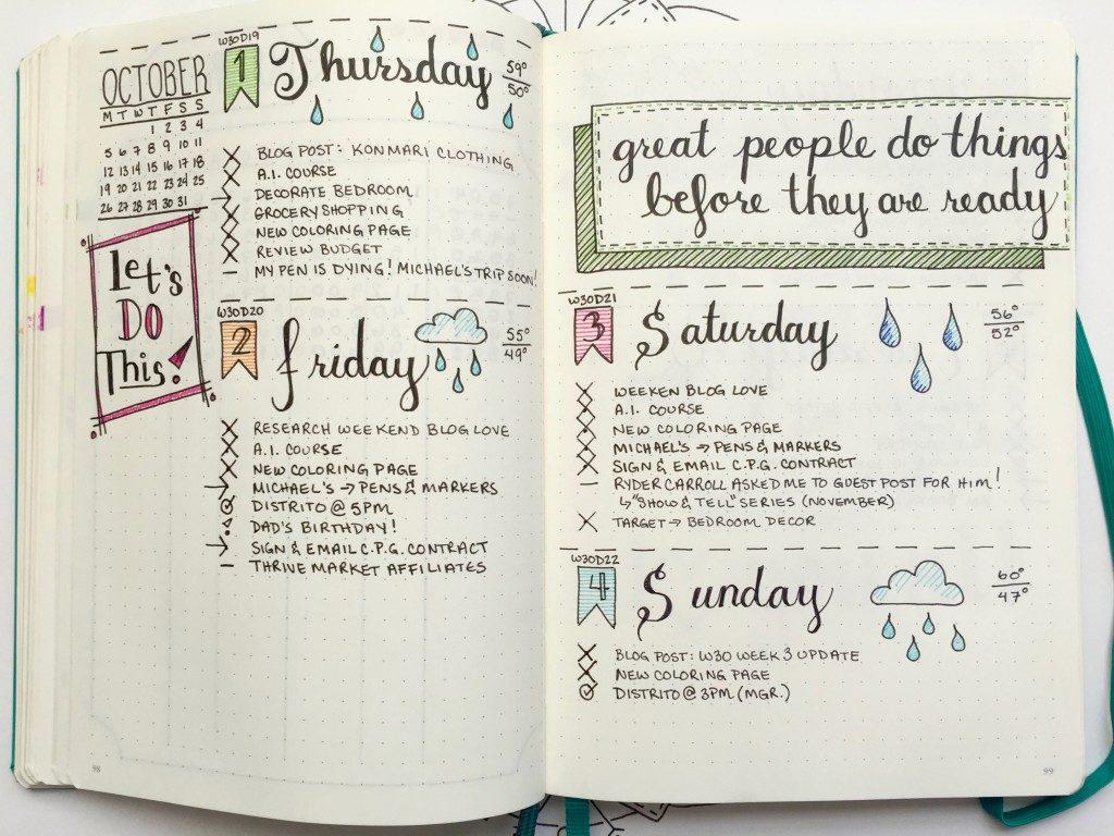 Bullet Journal:提升工作效率與記錄完整生活的神奇筆記法 5