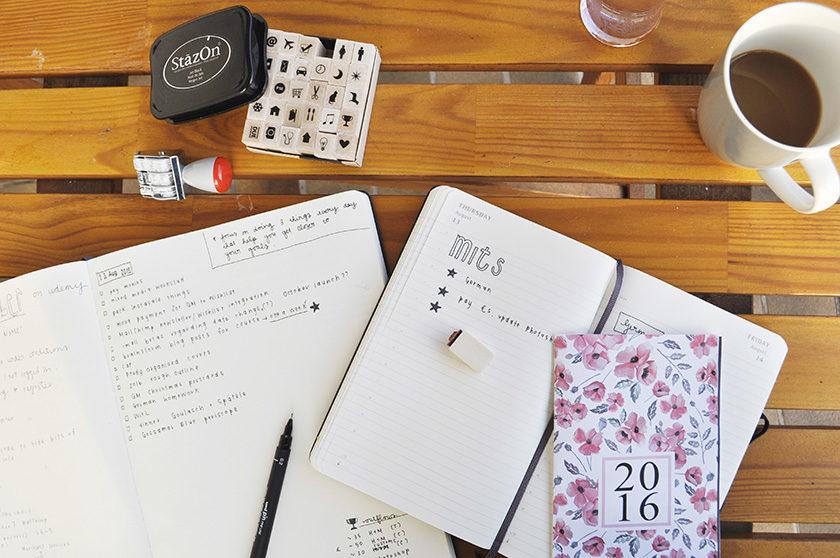 Bullet Journal:提升工作效率與記錄完整生活的神奇筆記法 9