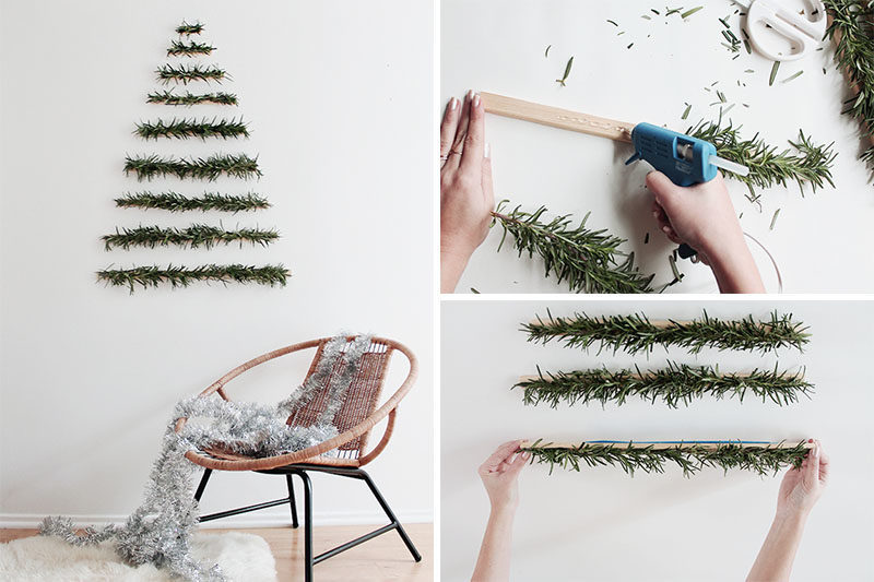 聖誕樹不只一種:12 款 DIY 創意聖誕樹自己在家手作出溫馨氣氛 1