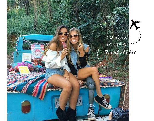 Love Traveling : 旅行中毒者的10個症狀,我們就是喜歡這種病入膏肓的感覺! 3