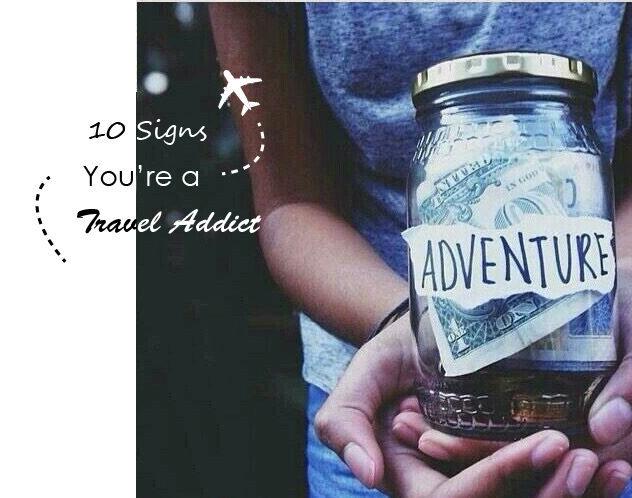 Love Traveling : 旅行中毒者的10個症狀,我們就是喜歡這種病入膏肓的感覺! 7