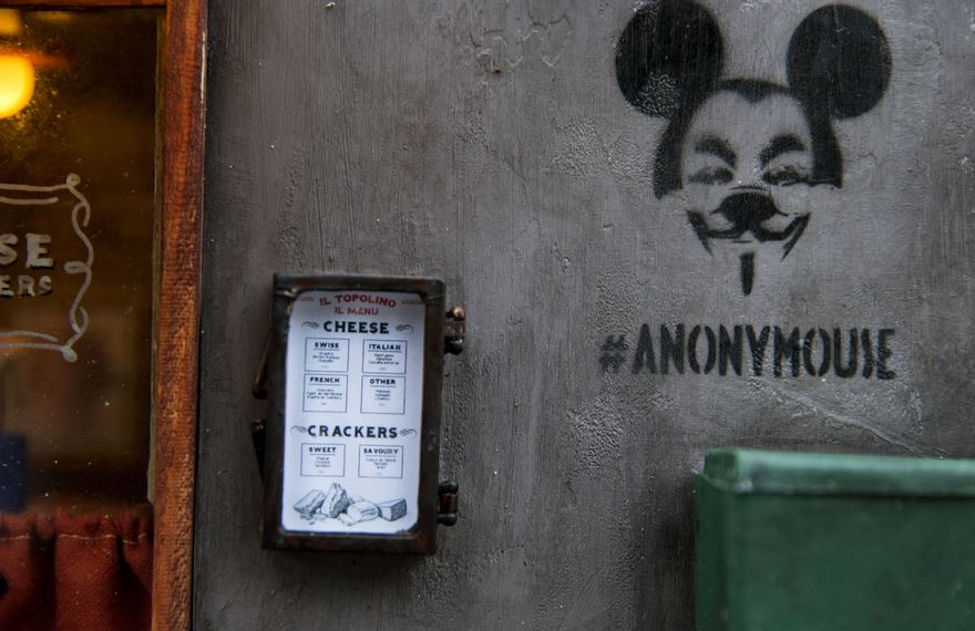 Anonymouse Are Opening Tiny Shops For Mice In Sweden 11