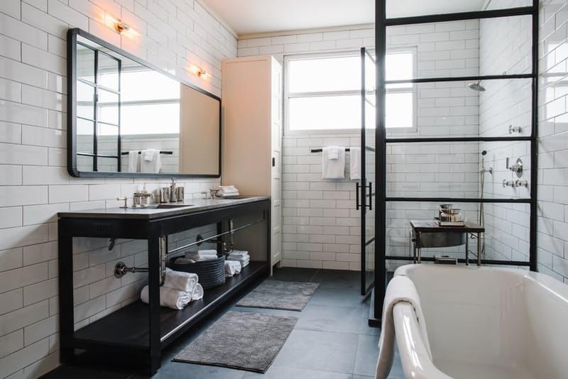 Bathroom Trend:浴室裝潢新趨勢復古工業風好迷人 ‧ A Day Magazine