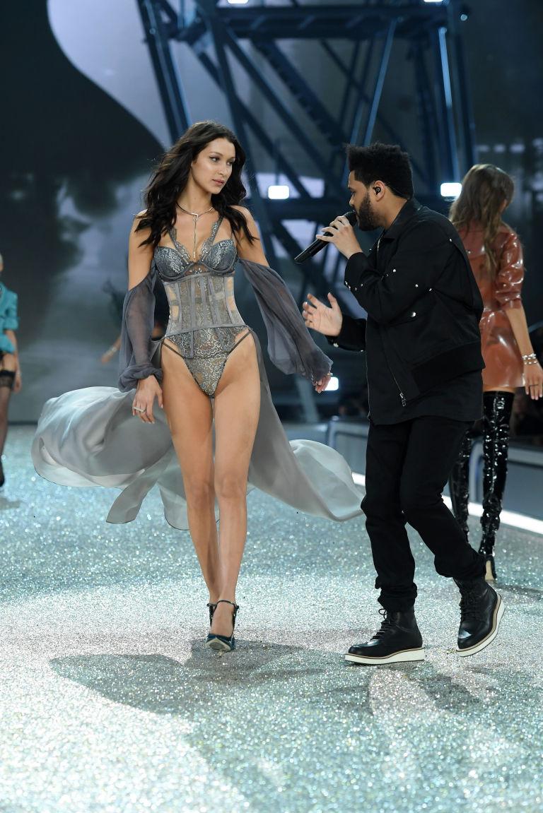 Bella Hadid the Weeknd Reunite 5