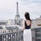 Valentine in Paris