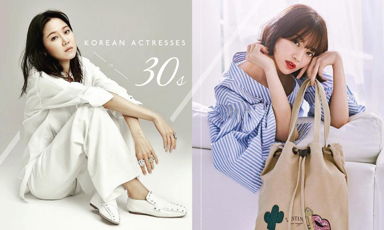 隨年齡更顯得氣質迷人!這些人氣韓國女星,讓我們看見30歲只是另一個美好人生的開始