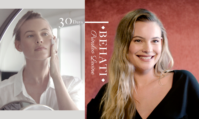 30 Days With Behati:貼近天使超模的幕後生活,一窺美麗背後的堅持與努力