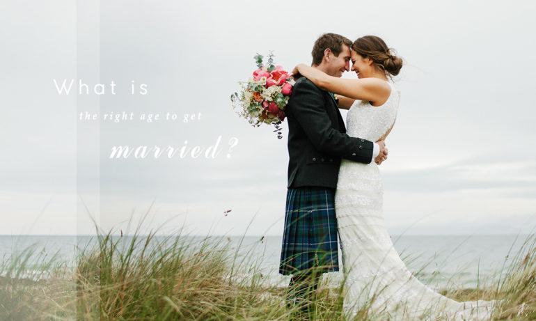 到底在幾歲步入婚姻比較好?兩性專家提出了這個最適合結婚的年齡 ‧ A Day Magazine