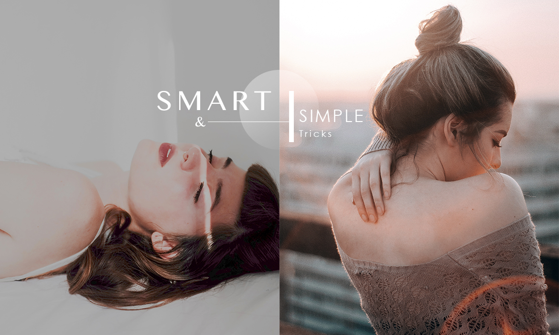 Smart & Simple Tricks:小聰明女生的縮時保養法