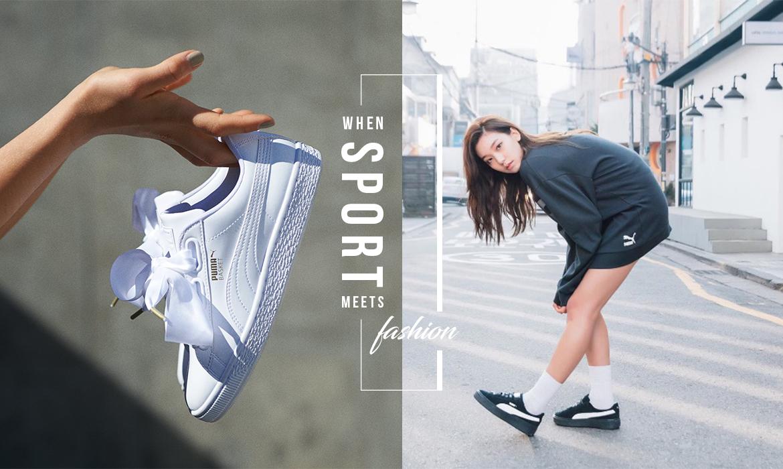 When Sport meets Fashion:號召所有個性女孩,在香港首間Puma旗艦店感受心動