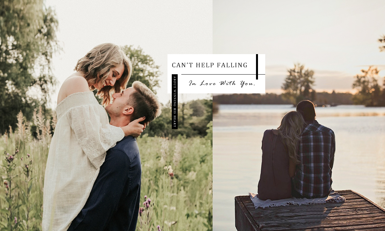 Can't Help Falling In Love With You:男人表示,在日常中女人最讓他們心動的是這些細節